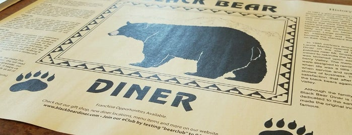 Black Bear Diner is one of Davidさんのお気に入りスポット.