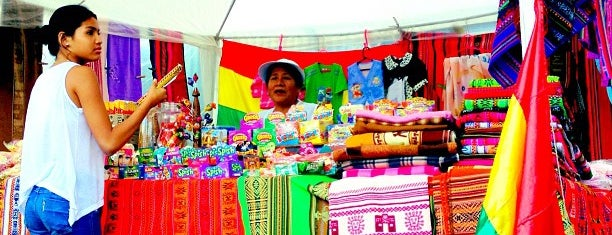 Feira Boliviana is one of Gastronomia SP.