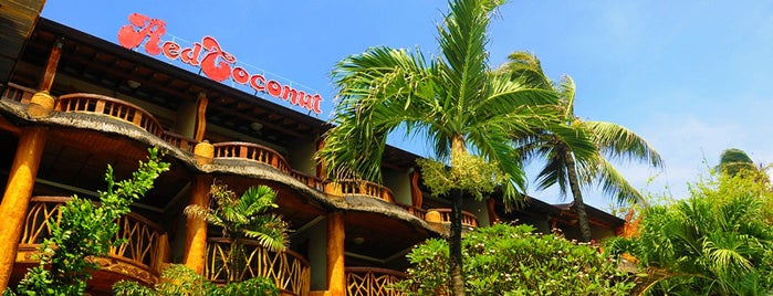 Red Coconut Beach Hotel is one of Deanna's Liked Places.