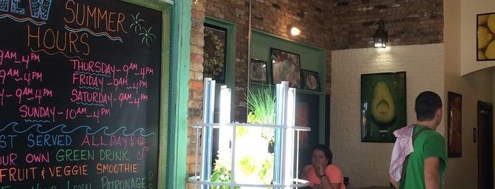 Fresh Bites Cafe is one of Best of Boca/Delray.