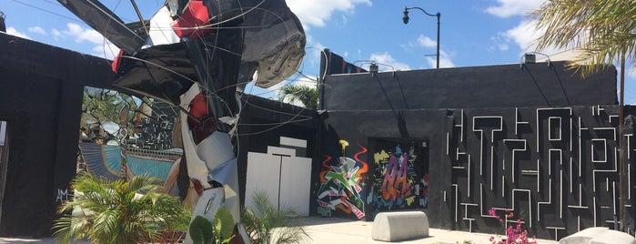Graffiti Gardens Miami is one of Lieux qui ont plu à Kamila.
