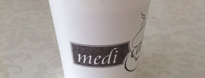Medicafe is one of Banuさんのお気に入りスポット.