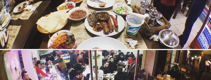 Baran Et & Mangal is one of ankara.