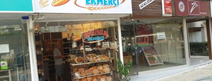 Meshur Ekmekci is one of สถานที่ที่บันทึกไว้ของ Emre.