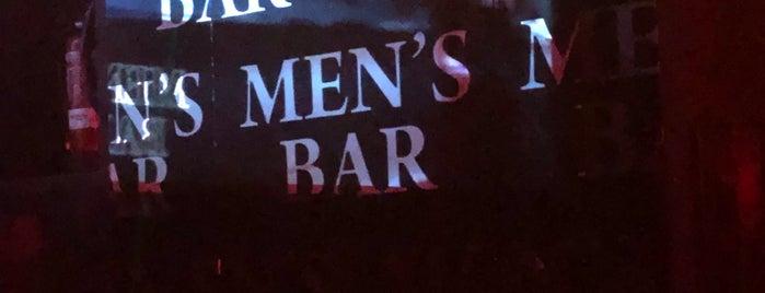 Men's Bar is one of Spain - next trip.