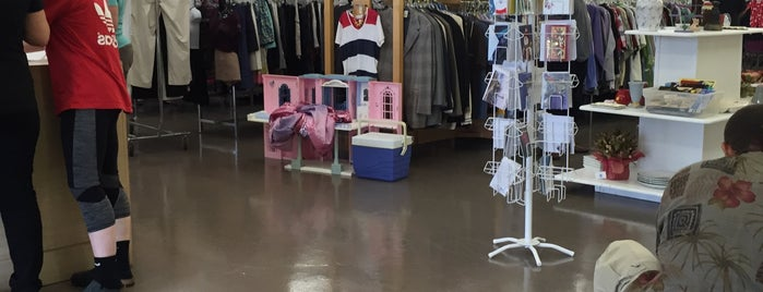 Local Stores With Profits Benefiting Causes