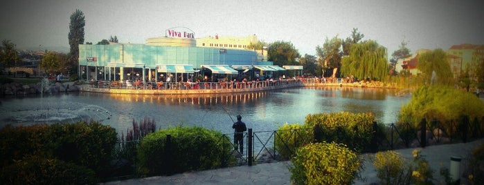 Viva Park is one of Balıkesir Cafeler.