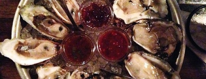Desnuda Williamsburg is one of $1 Oysters.