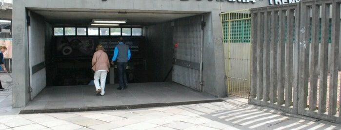 Trensurb - Estação Rodoviária is one of Estações Trensurb.
