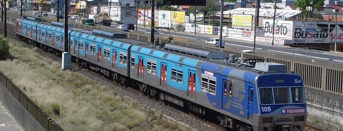 Trensurb - Estação Sapucaia is one of Estações Trensurb.