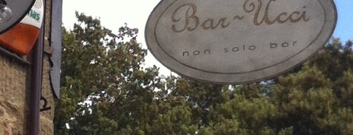 BAR Ucci is one of San Donato in Poggio.