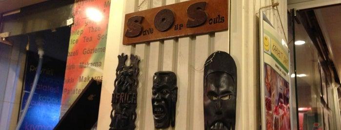 S.O.S. Cafe is one of Locais curtidos por ⛵️surfer.