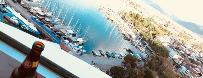 Citrus Restaurant is one of Fethiye/Meğri ⛵️.