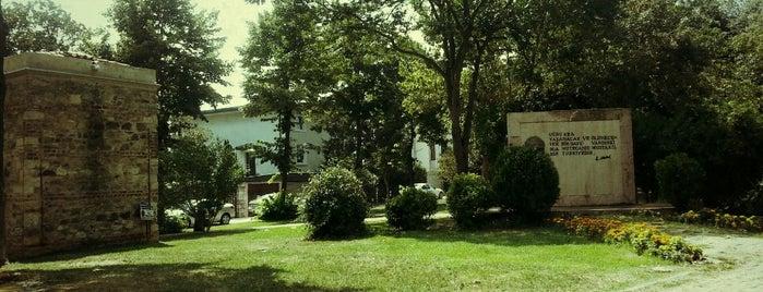 Yeniköy Parkı is one of İstanbul Etiket Bonus Mekanları #1 💱💲💵🍀.