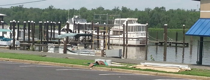 Hopewell City Marina is one of Outdoors.