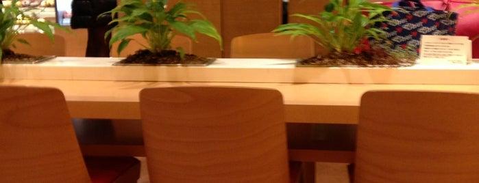 JUNOESQUE BAGEL CAFE 東京ミッドタウン店 is one of QKさんの保存済みスポット.