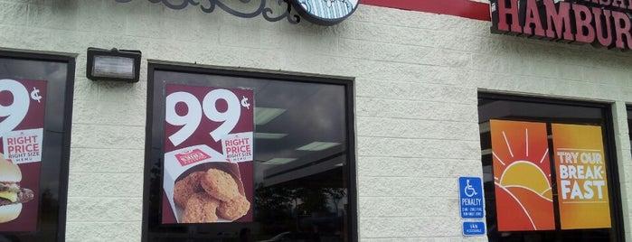 Wendy's is one of Amanda 님이 좋아한 장소.