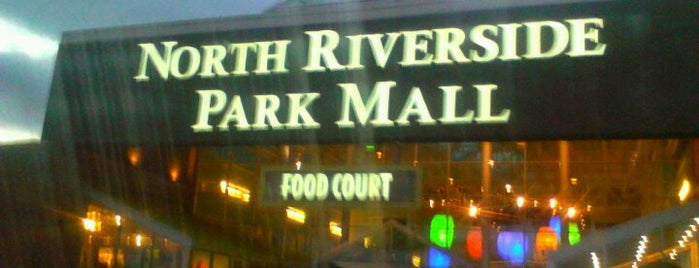 North Riverside Park Mall is one of Faves Places.