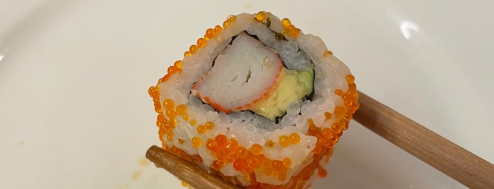 Sushi Centro is one of Queenさんの保存済みスポット.