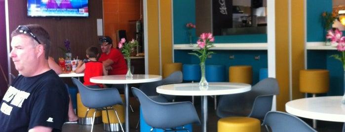 McDonald's is one of สถานที่ที่ Sianna ถูกใจ.
