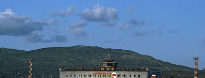 Yuzhno-Sakhalinsk Airport (UUS) is one of World AirPort.