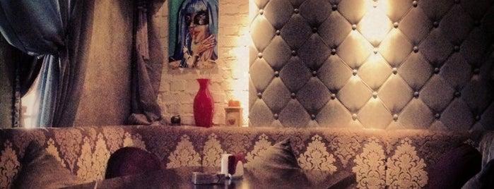 Fusion Cafe is one of Orte, die Олим gefallen.