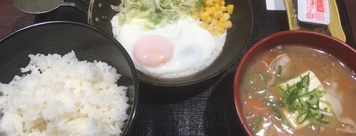 Yoshinoya is one of Tempat yang Disukai naos.