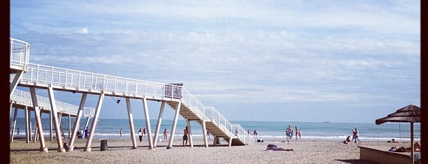 Spiaggia Lido di Venezia is one of Benátky.