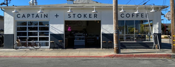 Captain + Stoker is one of SF to Santa Barbara Road Trip.
