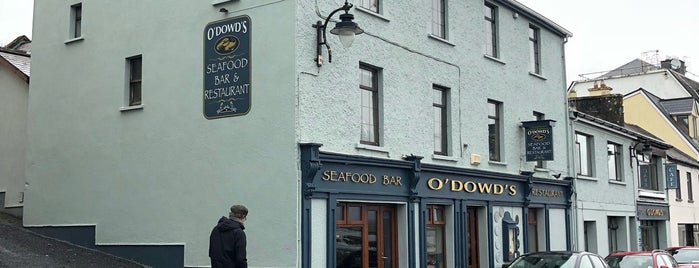 O'Dowds is one of Irlanda.