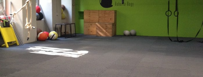 Crossfit boxes in vienna