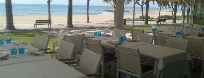 L'escandall Restaurant is one of Restaurants a la platja.