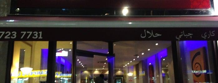 Mahal Restaurant is one of Lieux sauvegardés par Amol.