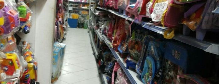 Varejão dos Plasticos is one of Locais.