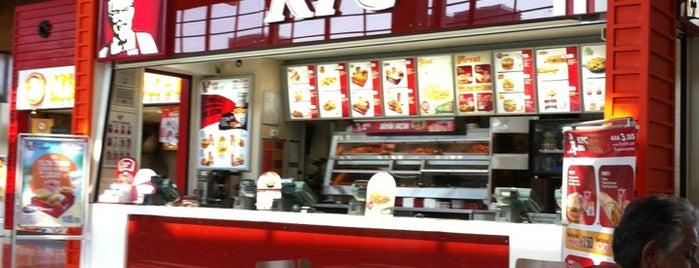 KFC is one of Mersin.