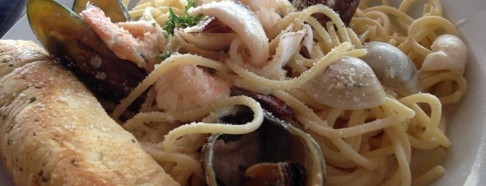 TOSH - The Old Spaghetti House is one of Le Figgy's Food Adventures.