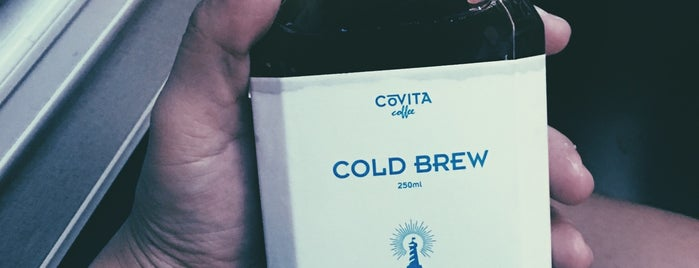 Covita Coffee is one of GZ C/D.