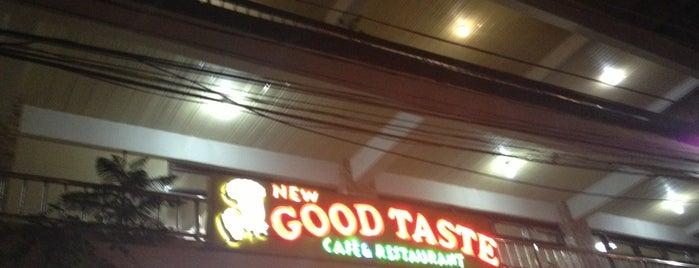 Good Taste Restaurant is one of Le Figgy's Food Adventures.
