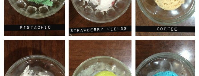 Escolta Ice Cream Parlor is one of Le Figgy's Food Adventures.