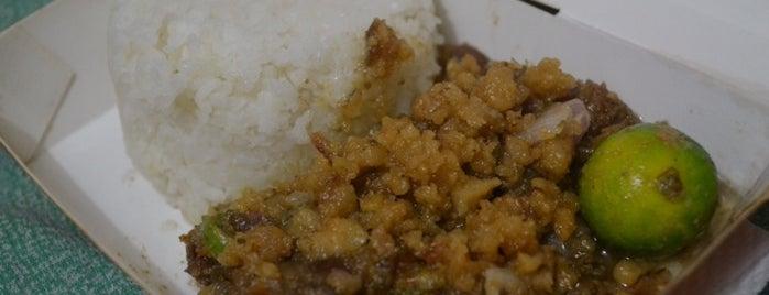 Sisig Hooray! is one of Le Figgy's Food Adventures.