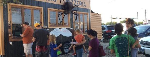 BackDraft Pizzeria is one of Jackie: сохраненные места.