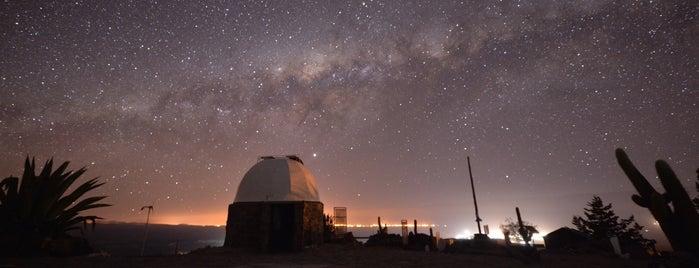 Observatorio Astrofísico Ampimpa is one of Ali 님이 좋아한 장소.