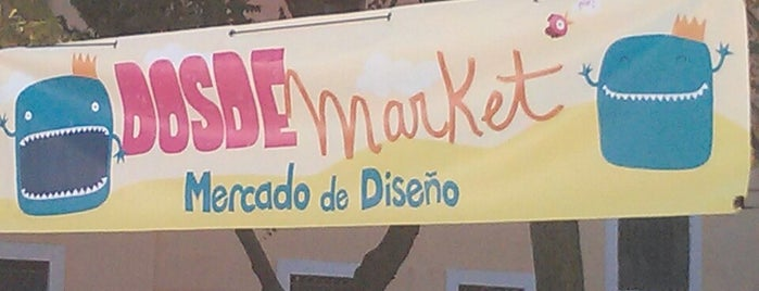 Dosde Market is one of Madrid.