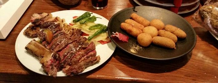 Urrechu is one of Madrid - Restaurantes.