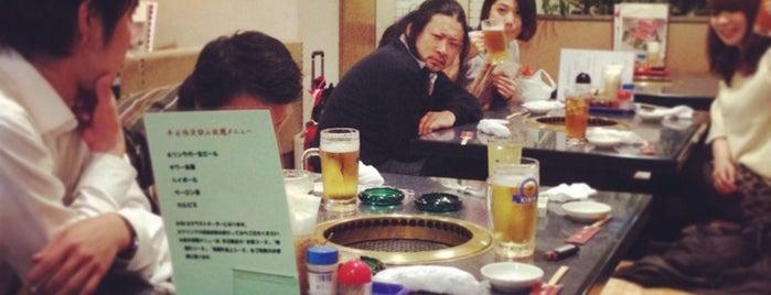 神戸牛焼肉 藤 is one of Hideさんの保存済みスポット.