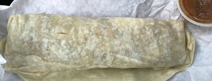 Viva Burrito is one of Locais salvos de Social Business Solutions Group.