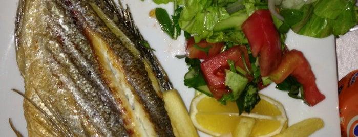 Lola Restaurant is one of Tempat yang Disukai ömer.