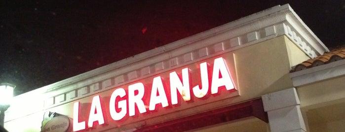 La Granja is one of Lieux qui ont plu à Tammy.