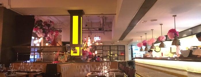 Bread Street Kitchen & Bar is one of Lugares favoritos de Patrick.
