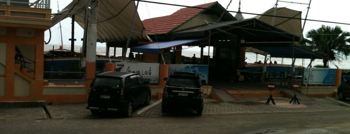 Neptune Resto Kapal Pasir Padi is one of My Places :).